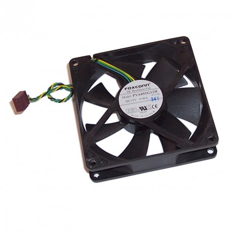 Ventilateur FOXCONN PVA092G12H 580230-001 12V 0.40A 4-Pin HP Compaq PRO 6300 SFF
