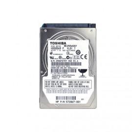 "Disque Dur 250Go SATA 2.5"" Toshiba MK2556GSY 7200 RPM 16Mo 058R6C HDD2E63"