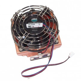 Ventirad CPU Cooler Master X Dream K640 A9228-36RB-3AS-L1 PL92S12HH-3 3-Pin 24cm