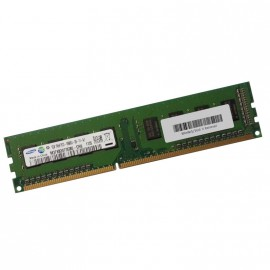 1Go Ram PC Bureau Samsung M378B2873GB0-CH9 DDR3 1333Mhz 240Pin PC3-10600U CL9