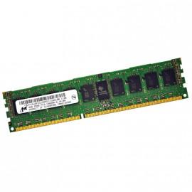 4Go RAM Serveur MICRON MT18JSF51272PDZ-1G4D1BB DDR3 PC3-10600R ECC 1333Mhz CL9