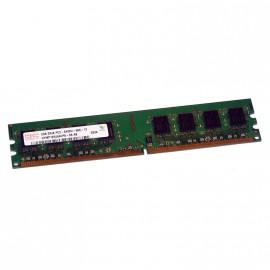 2Go Ram PC Hynix HYMP125U64CP8-S6 AB DIMM DDR2 240-PIN PC2-6400U 800Mhz 2Rx8 CL6