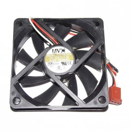 Ventilateur AVC F7015B12HN DC 12V 3-Pin Square Cooling Fan 70x70x15mm Fil 15cm