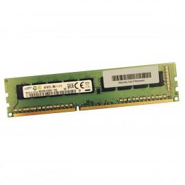4Go RAM Serveur Samsung M391B5173QH0-YK0 DDR3 PC3L-12800E 1600Mhz ECC 1.35v CL11