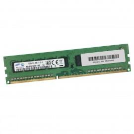 8Go RAM Serveur Samsung M391B1G73QH0-CK0 DDR3 PC3-12800E ECC 2Rx8 1600Mhz CL11