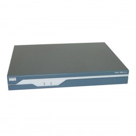 Router Firewall CISCO 1800 Series CISCO1841 V05 8x RJ-45 USB Compact Flash