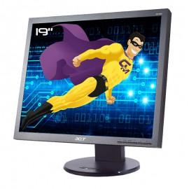 """Ecran PC Pro 19"""" ACER B193W ET.CB3WE.G15 LCD TFT TN VGA DVI-D VESA 16:10 Wide"""