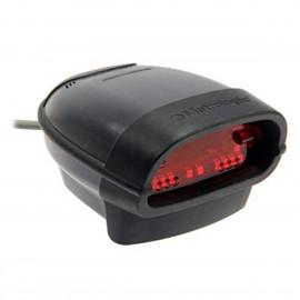 Lecteur Code Barre Métrologic MS1650 45927-3 Pos Tpv Scanner Caisse Comptoir