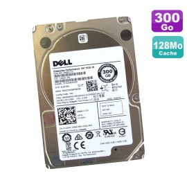 "Disque Dur Seagate 300Go 2.5"" SAS ST300MM0008 Dell 1V8200-150 0YJ2KH YJ2KH"