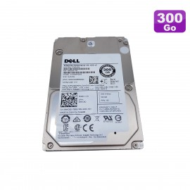"Disque Dur 300Go 2.5"" SAS DELL ST300MM0006 9WE066-150 0PGHJG PGHJG 10K 2Mo"