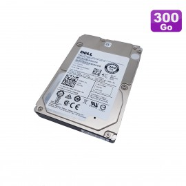 "Disque Dur 300Go 2.5"" SAS DELL ST300MM0006 9WE066-150 0PGHJG PGHJG 10K 2Mo"