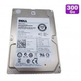 """Disque Dur DELL 300Go 2.5"""" SAS 9SW066-150 ST9300653SS 0H8DVC H8DVC 15K"""
