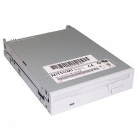 """Lecteur Disquette Floppy MITSUMI D353M3D-5000 D63119 3.5"""" Internal 1.44Mo Blanc"""