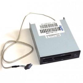 Lecteur Carte Mémoire NEC 8056100000 SM XD SD MMC SDHC CF I&II MD MS PRO Duo 3.5