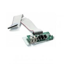 Carte Board Front Control Panel I/O USB Audio LED 0K617R DELL PowerEdge T110
