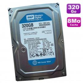 "Disque Dur 320Go SATA II 3.5"" Western Digital Caviar Blue WD3200AAKX-221CA0 16Mo"