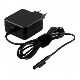Chargeur KWmobile 28282.01 Microsoft Surface Pro 3 4 2017 PC Portable 12V 2.58A