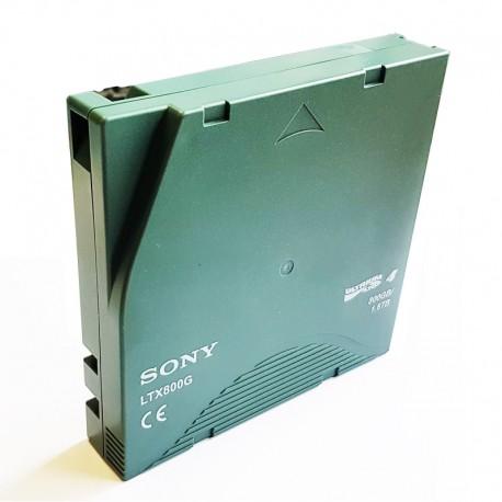 Cartouche Lecteur Bande SONY LTO Ultrium 4 800 / 1600Go LTX800G
