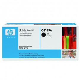 Cartouche Toner C4149A HP Original LaserJet Color 8500/8550 Serie NOIR Encre