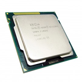 Processeur CPU Intel Xeon Quad Core E3-1220 V2 3.1Ghz LGA1155 SR0PH Serveur PC