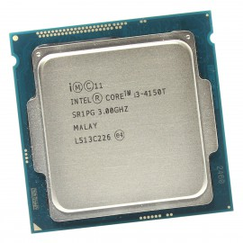 Processeur CPU Intel Core I3-4150T 3.0Ghz SR1PG 3Mo 5GT/s LGA1150 Dual Core