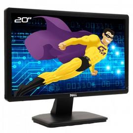"""Ecran Plat PC 20"""" DELL E2013Hc 0Y2MKC Y2MKC WideScreen DVI-D VGA 16:9 1600x900"""