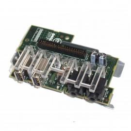 Carte Façade PC Dell 330 360 745 755 760 DT 0HJ318 0RY698 0HU390 OptiPlex 2x USB