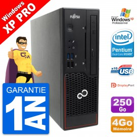 Mini PC Fujitsu Esprimo C720 SFF G3220 RAM 4Go Disque Dur 250Go Windows 10 Wifi