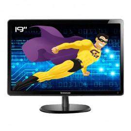 """Ecran PC Pro 19"""" LENOVO LS1951wA 4448LS1 LED TFT TN VGA DVI-D 16:10 WideScreen"""