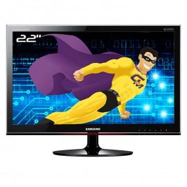 "Ecran PC 22"" SAMSUNG SyncMaster P2250 LS22LRZKUV/EN TFT TN VGA DVI-D Wide 16:9"