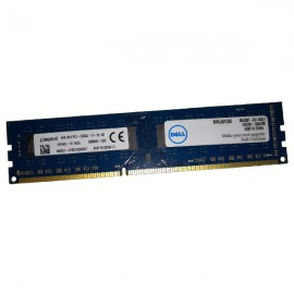 8Go RAM Kingston Dell SNP66GKYC/8G PC3-12800U DIMM DDR3 1600Mhz 240Pin 1.5v CL11