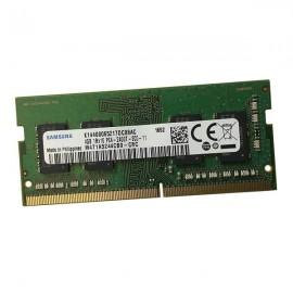4Go RAM Samsung M471A5244CB0-CRC SODIMM DDR4 PC4-19200T-S 2400Mhz 1Rx16 1.2v