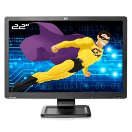 "Ecran PC Pro 22"" HP LE2201w HSTND-2661-D NK571AA LCD TFT TN VGA WideScreen 16:10"