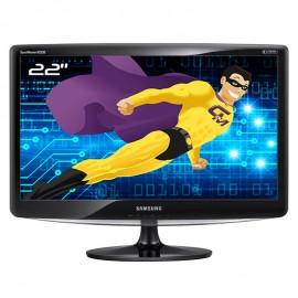 "Ecran 22"" SAMSUNG SyncMaster B2230N LS22PUYKFHEN LCD TFT TN VGA WideScreen 16:9"