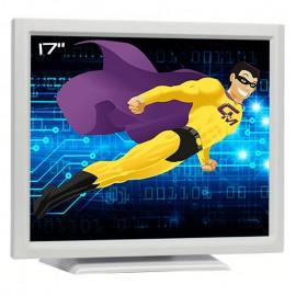 """Ecran Plat TACTILE 17"""" IIYAMA T1731SR-W1 VESA TFT TN Caisse Comptoir DVI VGA USB"""