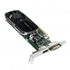Carte NVIDIA Quadro K620 180-12012-1005-C02 P2012 2Go DVI DisplayPort PCI-e