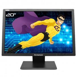 "Ecran PC Pro 20"" Lenovo ThinkVision LT2013swA 03T8404 VESA VGA 16:9 WideScreen"