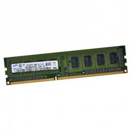 1Go RAM PC Bureau SAMSUNG M378B2873FH0-CH9 DDR3 240Pin PC3-10600U 1333Mhz 1Rx8