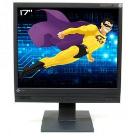 """Ecran Plat 17"""" LCD TFT EIZO FlexScan L557 VGA DVI 1280x1024 VESA Gris WideScreen"""