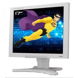 """Ecran PC Pro 17"""" IIYAMA Prolite H430 PLH430-W0S LCD TFT VGA DVI Hub 4x USB VESA"""