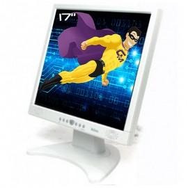 """Ecran PC Pro 17"""" Belinea 10 17 15 TFT Câble VGA Intégré Audio IN VESA 43cm 5:4"""