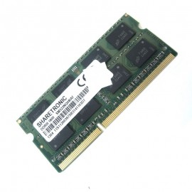 4Go RAM PC Portable SODIMM Sharetronic SM322NQ08IAF PC3-12800S 1600MHz 2Rx8