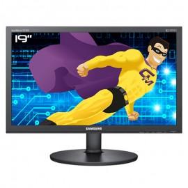 """Ecran PC Pro 18"""" SAMSUNG E1920N LS19CLYSB/EN LCD TFT TN VGA VESA WideScreen 47cm"""