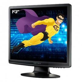 """Ecran Plat PC 19"""" HANNSG HA191DPB HSG1097 LCD TFT VGA DVI Audio VESA 1280x1024"""