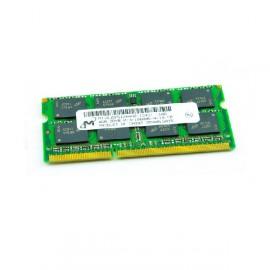 Barrette Mémoire RAM Sodimm 4Go DDR3 PC3-10600S Micron MT16JSF51264HZ-1G4D1 CL9