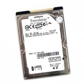 "Disque Dur 80Go IDE ATA 2.5"" Hitachi HTS541080G9AT00 5400RPM 8Mo Pc Portable"