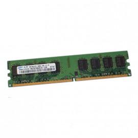 1Go RAM Samsung M378T2953CZ3-CE6 667MHz DDR2 System Memory PC2-5300U 2Rx8 CL5