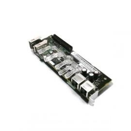 Carte Front Panel USB Audio LED Button Power 0P8477 DELL Optiplex 620 Tour