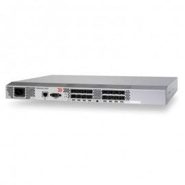 Switch Rack 16x Fibre Optique Brocade SilkWorm 200E WH090 TH331 4x SFP GIGABIT