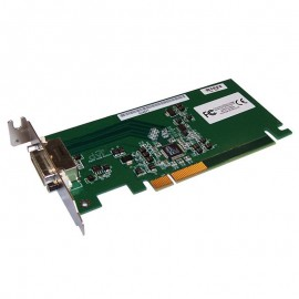 Carte Adaptateur DVI-D ADD2-N Silicon Image PCI-e x16 0J4571 0X8762 Low Profile